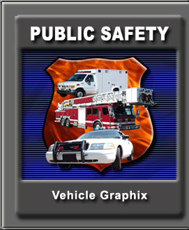 Public Safety Vehicl Graphics